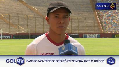 Sandro Montesinos: