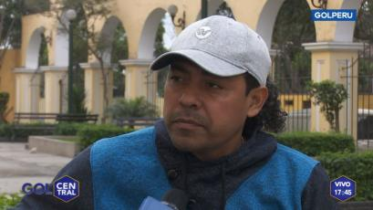 Alessandro Morán: