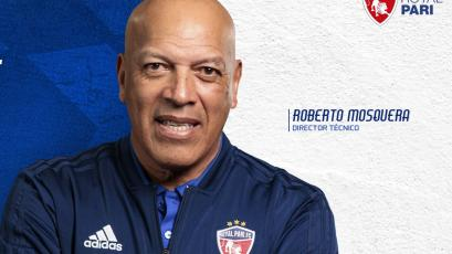 Roberto Mosquera no continúa como entrenador del Royal Pari