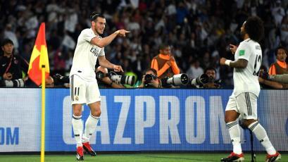 Mundial de Clubes: Real Madrid avanza a la final de la mano de Gareth Bale