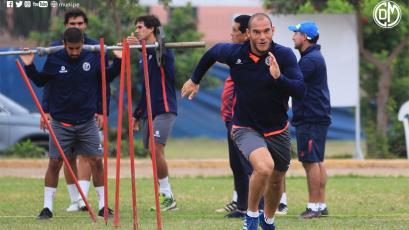 Deportivo Municipal trabaja enfocado en el duelo ante Sport Rosario