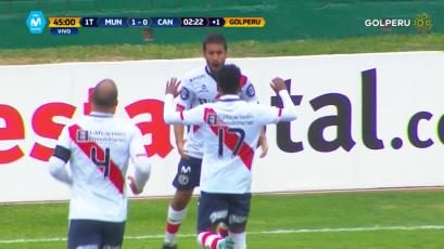Deportivo Municipal derrotó por la mínima diferencia a Academia Cantolao
