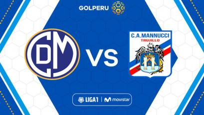 Deportivo Municipal recibe a Carlos A Mannucci por la fecha 17