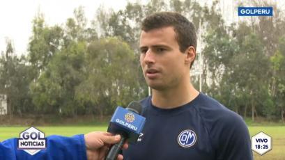 José Caballero de Deportivo Municipal analizó al jugador más peligroso de Unión Comercio (VIDEO)