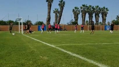 Deportivo Municipal y Alianza Lima empataron en partido amistoso