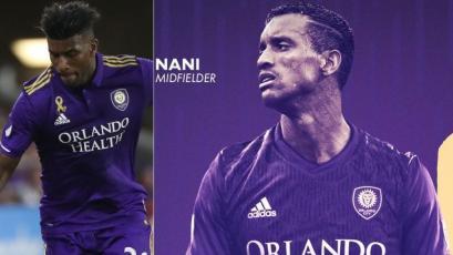 Orlando City: Nani jugará con Carlos Ascues y tendrá contrato millonario (VIDEO)