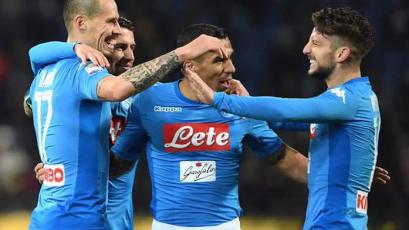 Nápoli sigue imparable en la Serie A