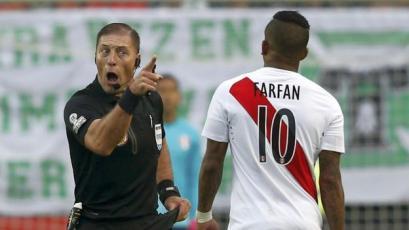 FIFA publicó lista de árbitros para el Mundial