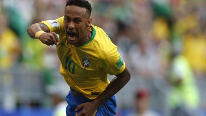 Rusia 2018: Neymar fue la figura del triunfo de Brasil ante México