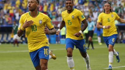 Rusia 2018: Neymar marcó su segundo gol en el Mundial