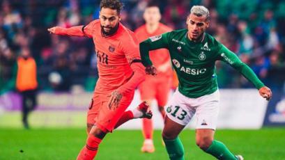 Miguel Trauco enfrentará al PSG en la final de la Copa de Francia con 5000 espectadores