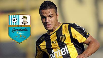 Liga1 Movistar 2020: exdefensor de Peñarol, Nicolás Raguso, firmó por Llacuabamba (VIDEO)