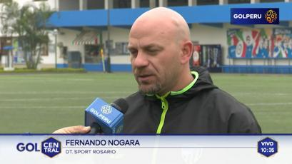 Fernando Nogara:
