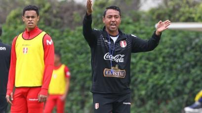 Nolberto Solano desconvocó a 2 jugadores de Sporting Cristal para partidos de la Sub23