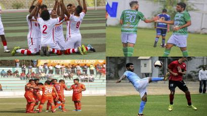 Segunda División: La tabla de posiciones y los resultados de la octava fecha
