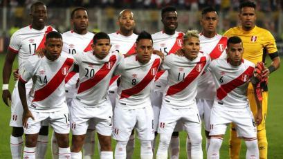 OFICIAL: La lista preliminar de la Selección Peruana para el Mundial Rusia 2018