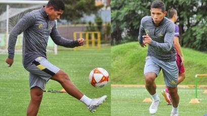 Edison Flores se incorporó a los entrenamientos del Morelia