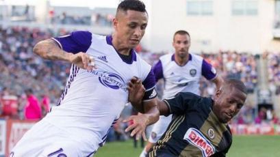 Yotún anota el gol de la victoria para el Orlando City