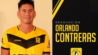 Academia Cantolao: Orlando Contreras renovó por un año