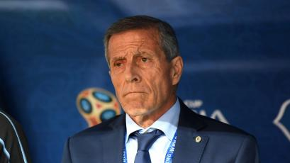Óscar Tabárez: