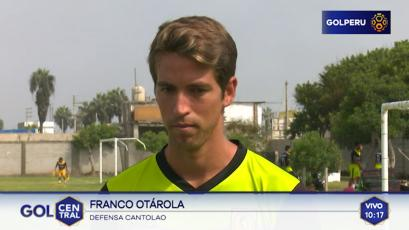Franco Otárola: