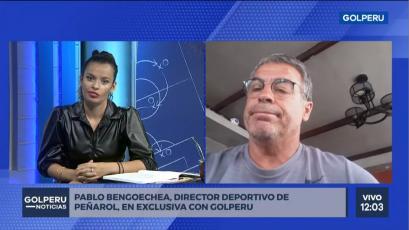Pablo Bengoechea sobre el descenso de Alianza Lima: