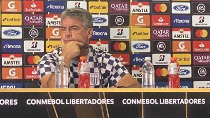 Pablo Bengoechea previo al debut en la Libertadores: