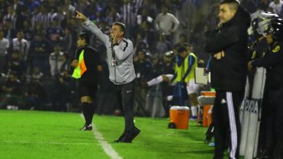 """Pablo Bengoechea: """"Una victoria tiene más valor si le ganas a Sporting Cristal"""" (VIDEO)"""