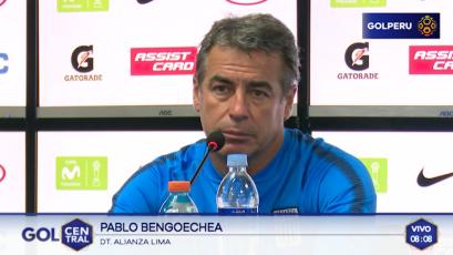 """Pablo Bengoechea: """"Esta victoria no cambia el nivel mostrado anteriormente"""""""