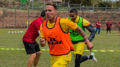 Pablo Lavandeira en Ayacucho FC:
