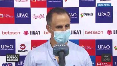 Pablo Peirano sobre la derrota de Carlos A. Mannucci: