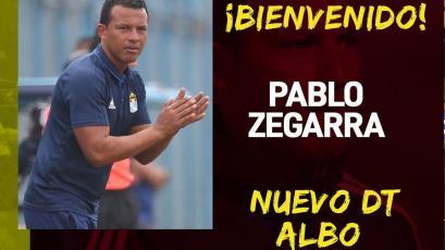 Atlético Grau: Pablo Zegarra asume como entrenador para la presente temporada