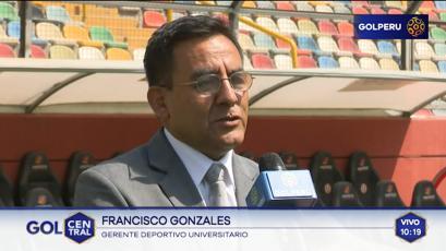 Francisco Gonzáles: