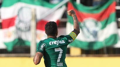 Palmeiras ganó y es el único con puntaje perfecto en el Campeonato Paulista