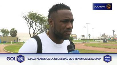 Luis Tejada: