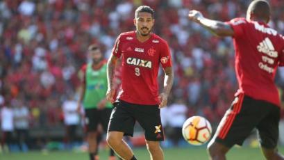 Paolo Guerrero marca su primer gol con Flamengo tras volver a los entrenamientos