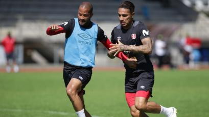 Selección Peruana: Paolo Guerrero arrancaría ante Arabia Saudita