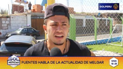 Paolo Fuentes: