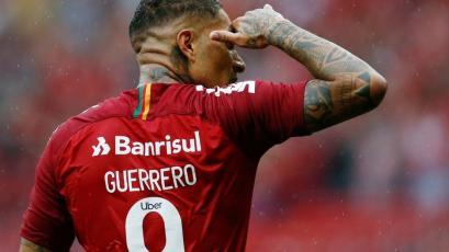 El debut de Paolo Guerrero y su primer gol con el Inter cumplen un año (VIDEO)