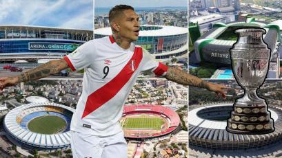 Paolo Guerrero llega a Brasil 2019 con su mejor racha goleadora antes de una Copa América