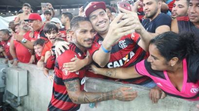 """Paolo Guerrero: """"El fútbol es mi pasión y no quiero dejar de jugar"""""""