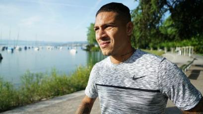 Paolo Guerrero en Suiza: