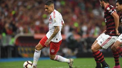 Copa Libertadores: la respuesta de Paolo Guerrero a las provocaciones de los hinchas del Flamengo