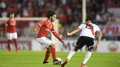 Copa Libertadores: Paolo Guerrero no estuvo en empate de Inter y River Plate