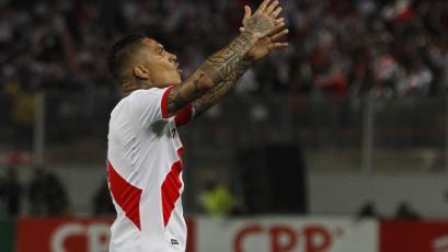 Paolo Guerrero puede jugar los amistosos de Perú con Arabia Saudí y Suecia