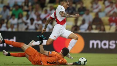 Copa América Brasil 2019: Paolo Guerrero apunta un nuevo récord ante Brasil