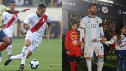 Copa Amértica Brasil 2019: Paolo Guerrero y Lionel Messi lideran lista de jugadores inscritos con más partidos