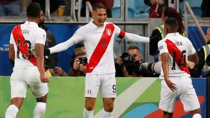 Perú vs Brasil: Paolo Guerrero y Edison Flores pueden ser los goleadores de la Copa América 2019