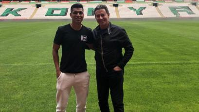 Selección Peruana: Sergio Santín visitó a Paolo Hurtado