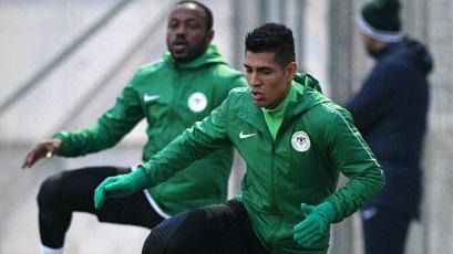 Paolo Hurtado trabaja para volver al equipo titular del Konyaspor